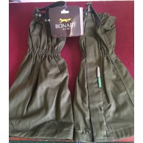 Bonart Wrenbury Waterproof & Breathable And Silent Hunting Gaitors One Size