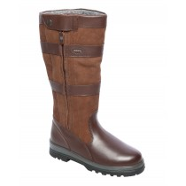Dubarry Wexford Zip Up Leather Boots