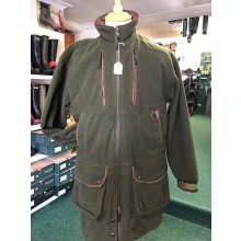 Nomad UK Allrounder Olive Green Jacket Stalking Game Hunting Waterproof.