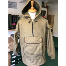 Nomad uk Argyll Stealth Tweed Hooded Quadrider Stalking Hunting Smock