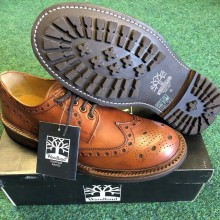 Men's Woodland Leather Brogue