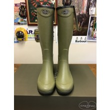 Le Chameau Mens Country Vibram Wellingtons