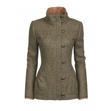 Dubarry Bracken Tweed Sports Jacket Size 14