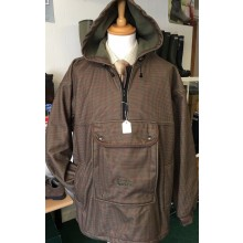 Nomad uk Grampian Stealth Tweed Hooded Quadrider Stalking Hunting Smock