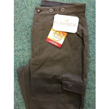 Laksen Dalness Hunting Stalking Trousers Waterproof & Breathable CTX Membrane.