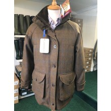 Laksen Ladies Margaret Tweed Coat