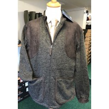 Laksen Pigeon Knitted Fleece Jacket
