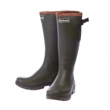 Mens Barbour Tempest Wellington Boots